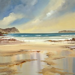 Moments to Remember by Philip Gray - Embellished Canvas on Board sized 20x20 inches. Available from Whitewall Galleries
